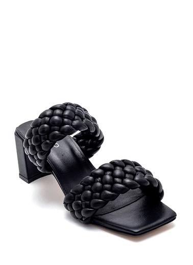 Derimod Kadın Terlik (69134) Casual Siyah